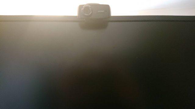 自宅で使っているWebカメラ
