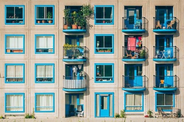 マンションなど集合住宅